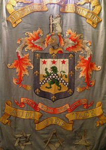 Guys Lodge 395 Banner